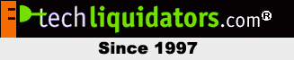 techliquidators.com Since 1997